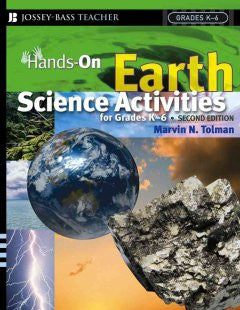 Hands-on Earth Science Activities for Grades K-6