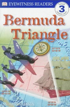 DK Readers: Bermuda Triangle (Level 3: Reading Alone) Andrew