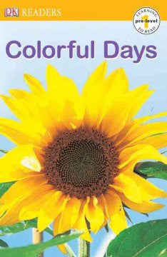 Colorful Days-when gone use 9781465416742
