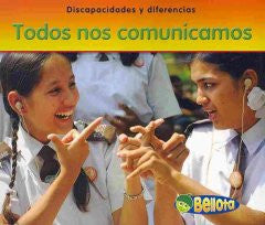 Todos nos comunicamos (We All Communicate)