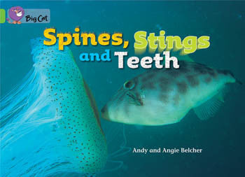 Spines, Stings, and Teeth - PL-7072