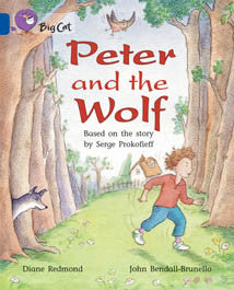 Peter and the Wolf - PL-7087