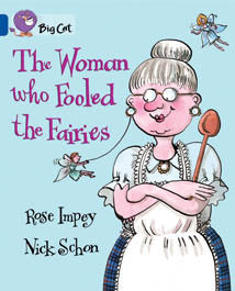 The Woman Who Fooled the Fairies - PL-7088