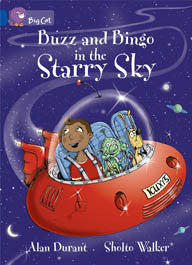 Buzz and Bingo in the Starry Sky - PL-7092