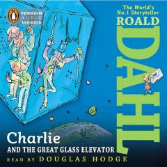 CD - Charlie and the Great Glass Elevator
