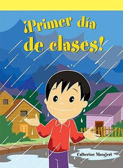 ÁPrimer d'a de clases! (A Funny First Day)