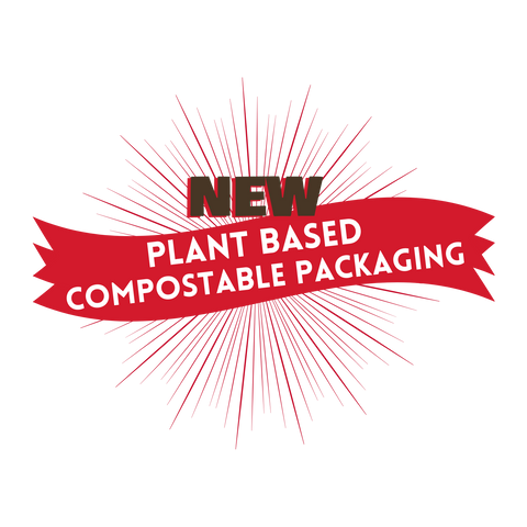New Plant-Based Compostable Packaging
