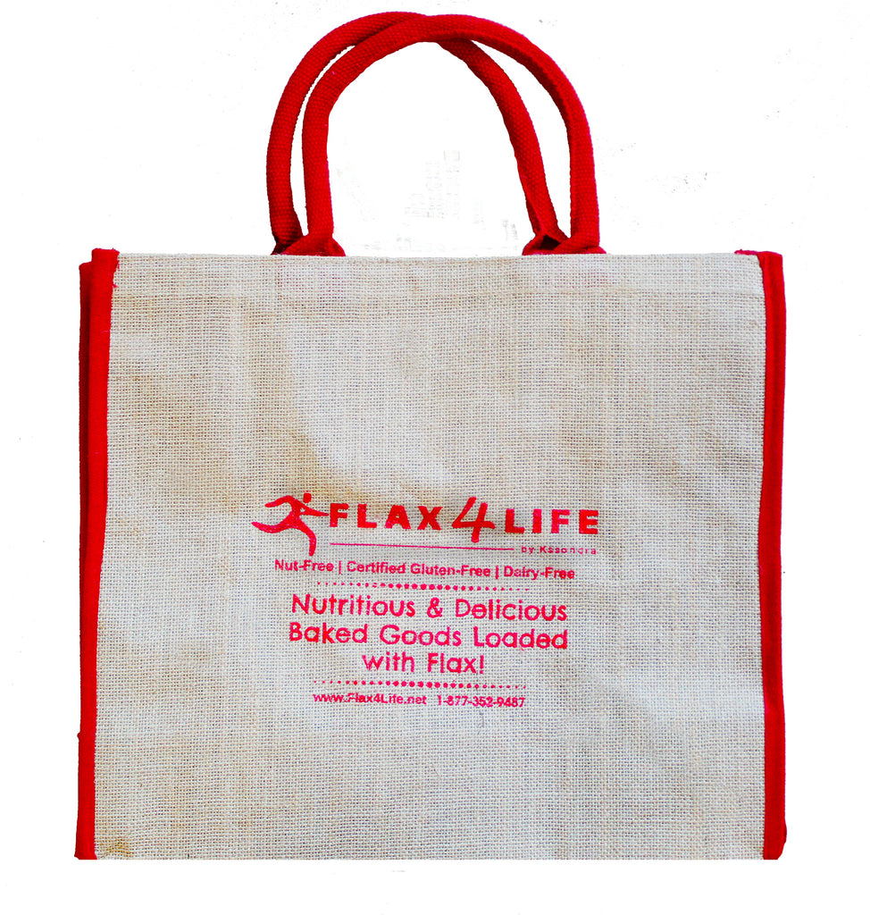 Picture of Flax4Life Reusable Tote Bag