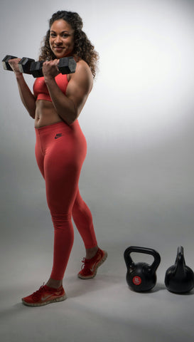 Farah Fonseca - Vantage Sponsored Athlete
