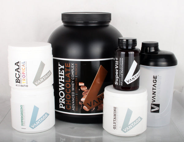 Vantage Everyday Bundle only £82.00