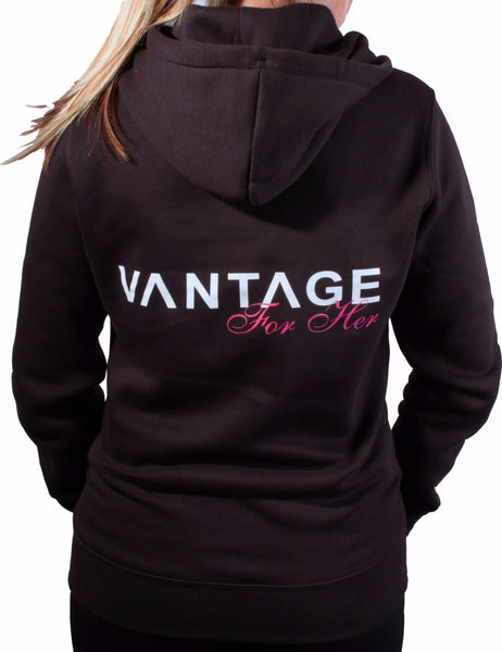 Vantage For Her Zipped Hoodie