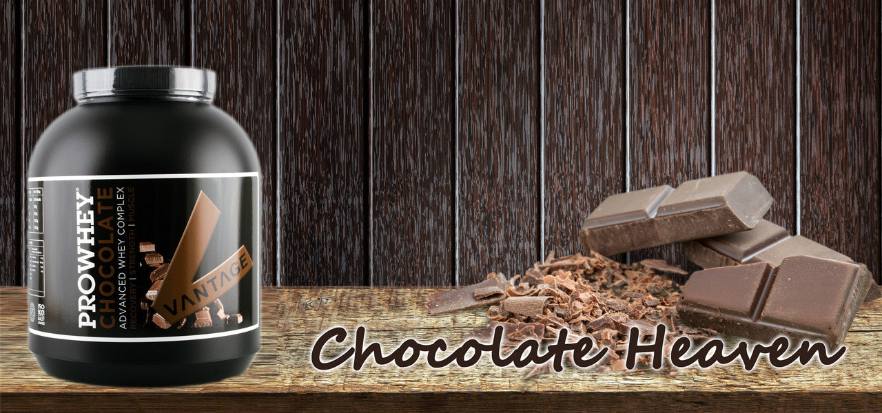 Sensational Chocolate Prowhey heaven