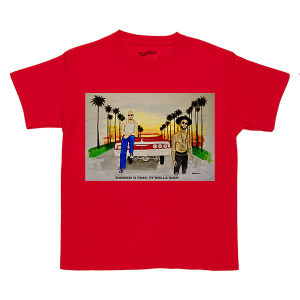 """And You Know That"" Red T-Shirt"