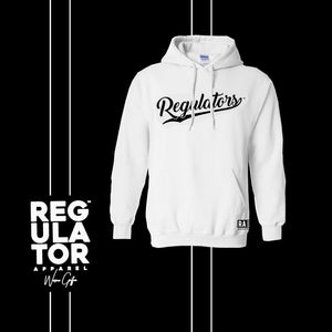 White Regulator Hoodie