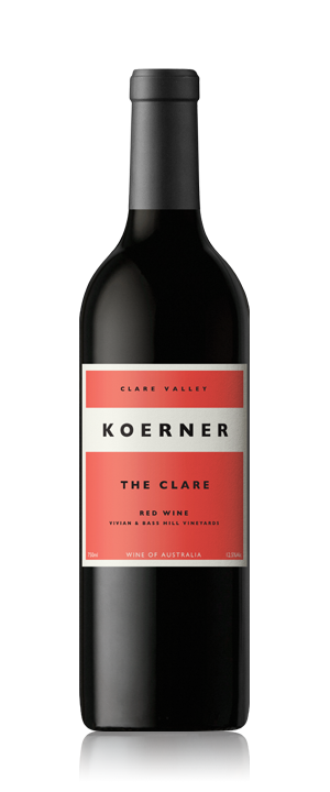 2020 KW The Clare Red Wine