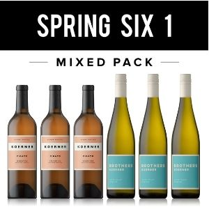 Spring Six 1 Mixed Pack
