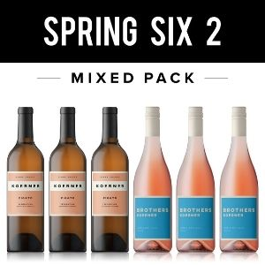 Spring Six 2 Mixed Pack