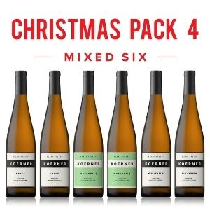 Christmas pack 4 - mixed six