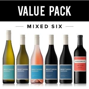Value Pack Mixed Six