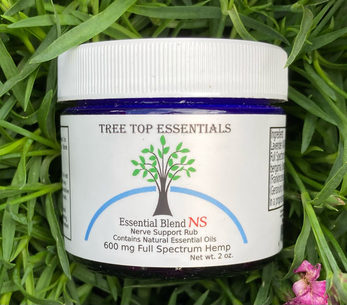 Essential Blend NS with 600 mg Full Spectrum Hemp