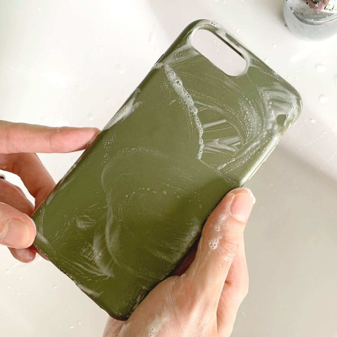 cleaning fili case