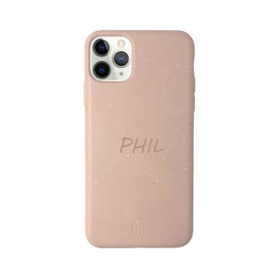 Fili Custom Biodegradable Smooth iPhone 11 Pro Max Case
