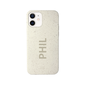 Fili Custom Biodegradable Smooth iPhone 12 Case