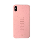 Fili Custom Biodegradable Smooth iPhone XS Max Case