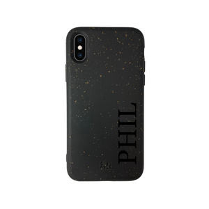 Fili Custom Biodegradable Smooth iPhone X, XS Case