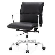 modern office chair italian leather