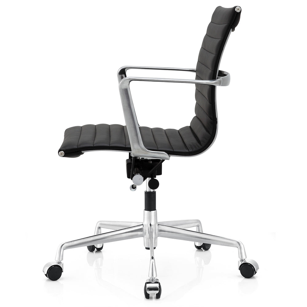 M5 Office Chair In Aniline Leather