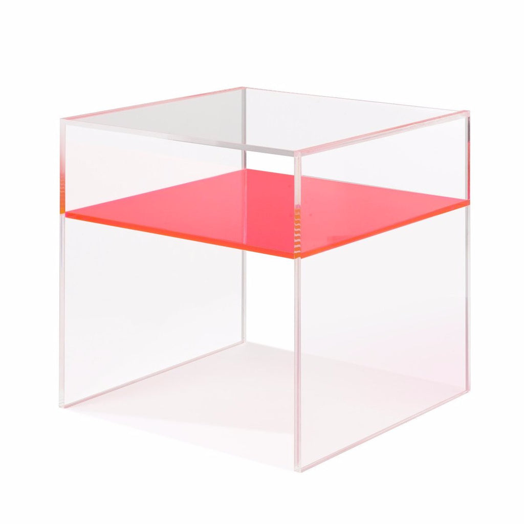 M56 Acrylic Small Table