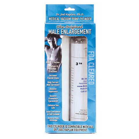 Picture of THE ORIGINAL MALE ENLARGEMENT CYLINDER