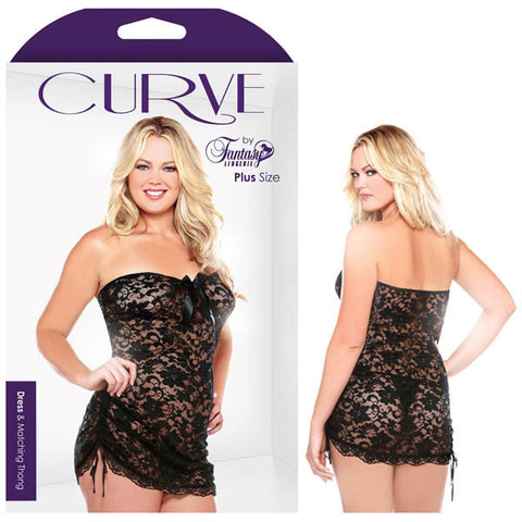 Picture of Curve Dress and Matching Thong