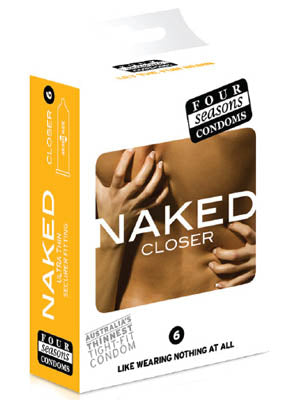 Picture of Naked Closer