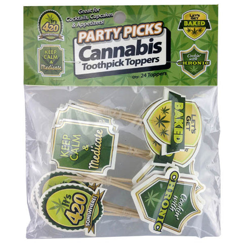 Picture of Cannabis Party Picks