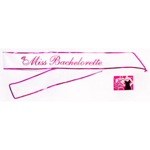 Picture of MISS BACHELORETTE SASH