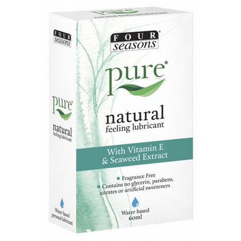 Picture of Four Seasons Pure Natural Feeling Lubricant