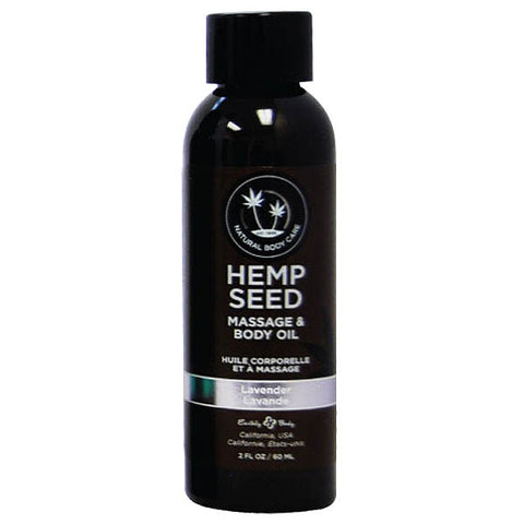 Picture of Hemp Seed Massage & Body Oil
