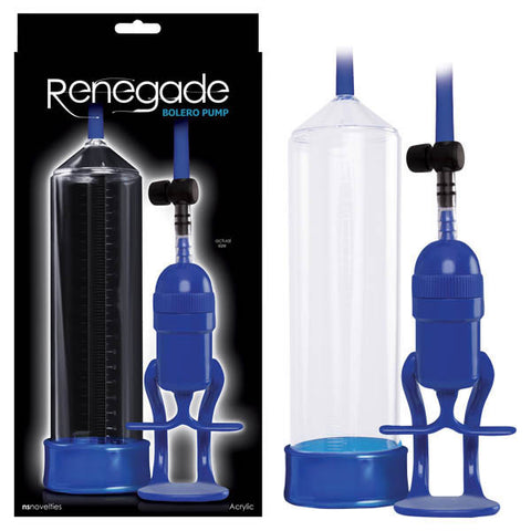 Picture of Renegade - Bolero Pump