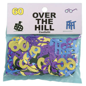 Picture of OVER THE HILL CONFETTI