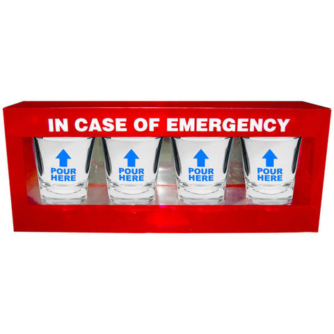 Picture of IN CASE OF EMERGENCY...