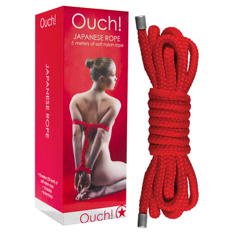 Picture of Ouch Japanese Rope