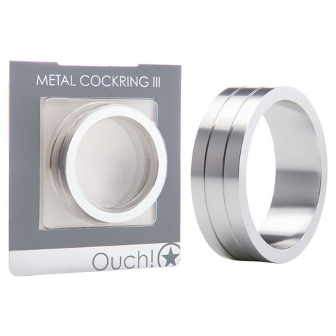 Picture of OUCH METAL COCKRING III