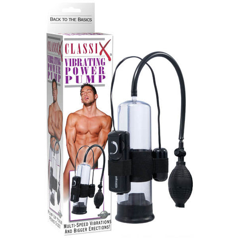 Picture of Classix Vibrating Power Pump