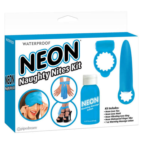 Picture of NEON LUV TOUCH NEON NAUGHTY NITES KIT