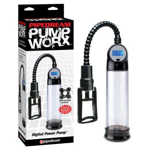 Picture of Pump Worx Digital Power Pump