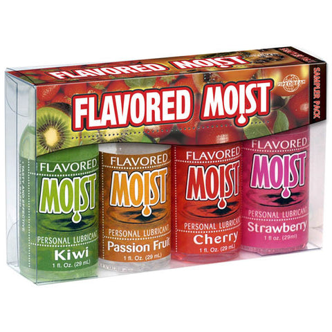 Picture of Flavoured Moist Sampler Pack