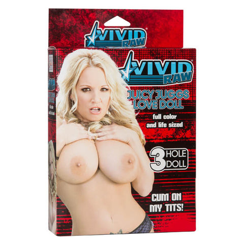 Picture of Vivid Raw Juicy Juggs Love Doll
