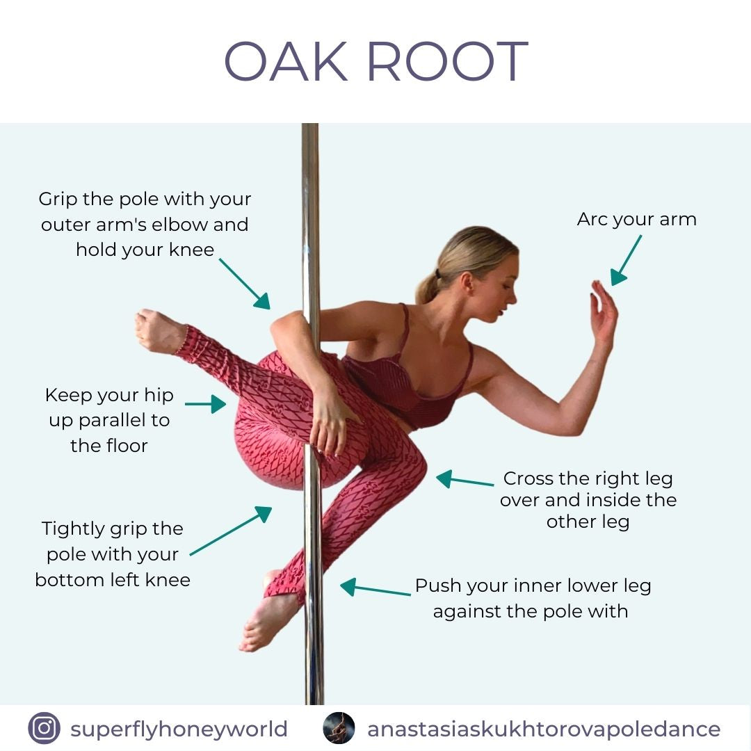 Pole Trick Tutorial Oak Root